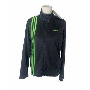 NWT women's size large adidas DZL track jacket